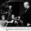 Jane Hoffman, Janet Leigh, Richard Woods, and Jack Cassidy in a scene from Murder Among Friends.