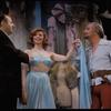 Lou Jacobi, Tina Louise and Jack Cassidy in Fade Out - Fade In