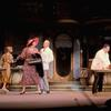 Jack Cassidy (center) and unidentifed actors in She Loves Me