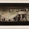Lynn Fontanne, Gladys Henson, Ethel Borden, Alan Campbell, Noel Coward, and Alfred Lunt in Design for Living.