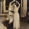 Donald Brian and Ethel Jackson in the stage production The Merry Widow.