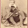 Joseph K. Emmett in the stage production Fritz, Our Cousin German, 1869.
