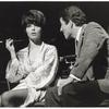 Jill Haworth and Bert Convy in Cabaret