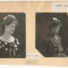 [Dual portrait of Annie Abbott]