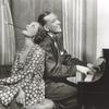 Gertrude Lawrence and Noel Coward in the stage production of Private Lives by Noel Coward