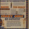 Print ad promoting Billy Rose's Crazy Quilt.