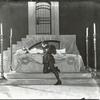 Scene from the stage production Romeo and Juliet.