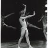 Mikhail Baryshnikov performing Le Sacre du Printemps (Music: Igor Stravinsky; Choreography: Glen Tetley), an American Ballet Theatre premiere at the Metropolitan Opera House
