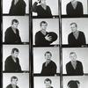 Contact sheet from Cambridge Circus with Tim Brooke-Taylor and Bill Oddie.