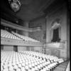 Henry Miller's Theatre. Interior shot.