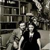 Mr. and Mrs. Guthrie McClintic. [Guthrie McClintic and Katharine Cornell).