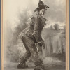 Fred A. Stone in the stage production The Wizard of Oz.