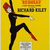 Poster for the Broadway stage production Redhead.
