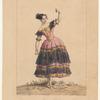 Fanny Elssler, ballet du Diable boiteux.