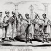 The Bayaderes (Deveneyagorn [drum], Ramalingam [singer], Savaranim [flute], dancers: Tille, Veydoun, Ramgoun, Amany, Savundiroun)