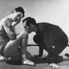 Nora Kaye and Jerome Robbins, no. 13