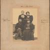 Deliah Fuller, Loie Fuller, and Mr. and Mrs. Camille Flammarion