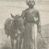 Hermann Vámbéry auf der Reise im Lande der Turkomanen.