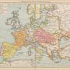 Europe im 17. und 18. Jahrhundert (1740).