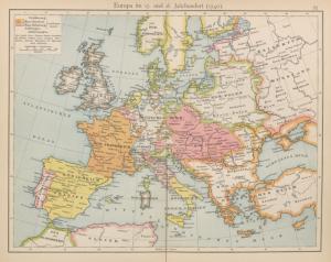 F. W. Putzger's Historischer Schul-Atlas zur alten, mittleren und neuen Geschichte : in 66 Haupt- und 63 Nebenkarten