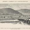 Retreat of the Union Army across the Rappahonnock at United States ford, from a war-time sketch.