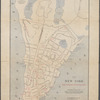 New York, the English colonial city, 1730