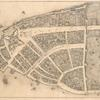Redraft of the Castello Plan, New Amsterdam in 1660