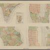 Map of original grants and farms : Manhattan Island