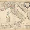Nova Italiae Descriptio, in Regna, Respublicas et Status Divisae…