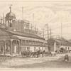 Catharine Market, N.Y.C., 1850.