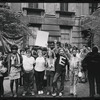 Gay Liberation Front activists