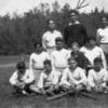 Moe Berg at Summer Counselor Camp Wah-Kee-Nah, New Hampshire