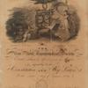1829 Membership certificate, NY Typographical Society.