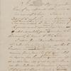 Letter to George Washington [New York]