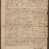 Israel Stoughton letter, Nov. 6, 1637.