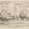 The kettle hooting the porridge-pot.