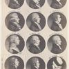 The St.-Mémin collection of portraits; consisting of seven hundred and sixty medallion portraits, principally of distinguished Americans, photographed by Gurney and Son, of New York, from proof impressions of the original copper-plates, engraved by M. de St.-Mémin, from drawings taken from life by himself, during his exile in the United States from 1793 to 1814. To which are prefixed a memoir of M. de St.-Mémin [by Ph. Guignard] and biographical notices of the persons whose portraits constitute the collection, compiled from authentic and original sources by the publisher [E. Dexter]
