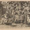 Parituram Saram nunciant Arabæ angeli hospites; Saræque ridenti, promissions verba reterant.