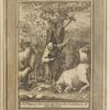 Los Buey es y otros animals ferozes dans la obediencia al Bto. Aparizio.