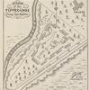 Plan of the Tippecanoe camp and battle.