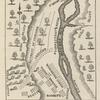 Plan of the Battle of Fallen Timbers, 1794.