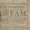 The pilgrim's progress. [title page]