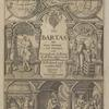 Du Bartas his Diuine weekes, and workes [title page].