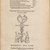 Georgii Agricolæ De ortu & causis subterraneorum ... [title page].