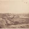 Central park in 1862