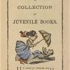 A collection of juvenile books.