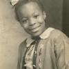Ellabelle Davis as a young girl