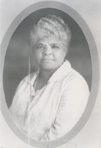 Ida B. Wells, journalist and civil rights activist.