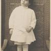 Robert C. Weaver at age four