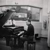 Duke Ellington at a piano